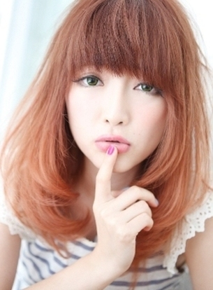 Top 10 Japanese Hairstyles Hair Colour For 2012 O Beauty Fashion